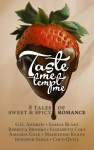 Taste Me Tempt Me Cover