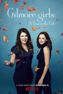 The new Gilmore Girls episodes will hit Netflix this Friday, Nov. 25th!